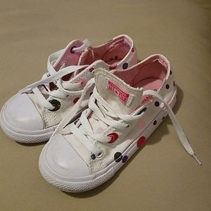 Converse CT All Star Sneaker Polka dots Pink size